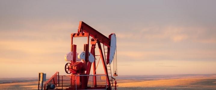 oil rig Canada