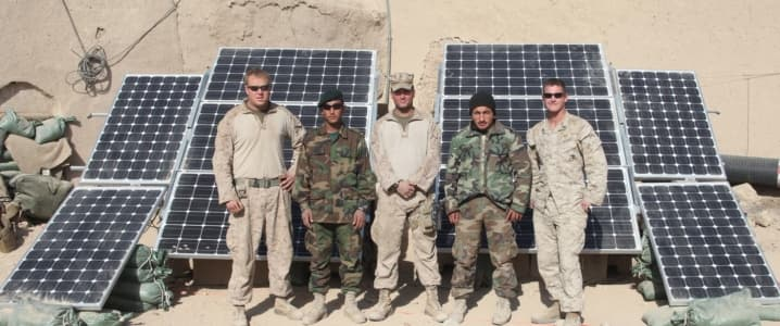 Solar Military