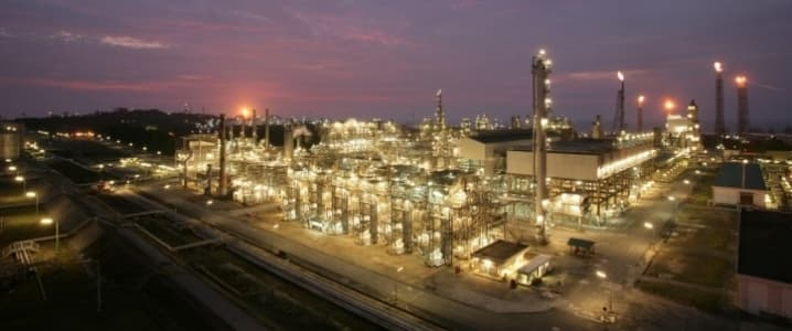 refinery Qatar