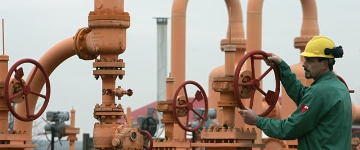 Turkey Russia pipeline