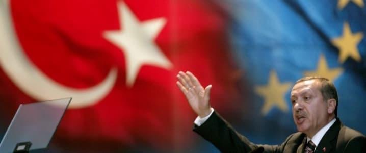 Erdogan, EU and Turkey