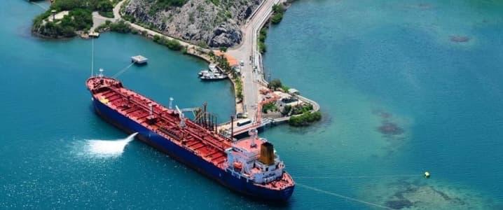 Tanker PDVSA