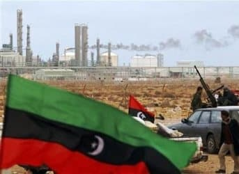 Libya's Oil May be its Downfall