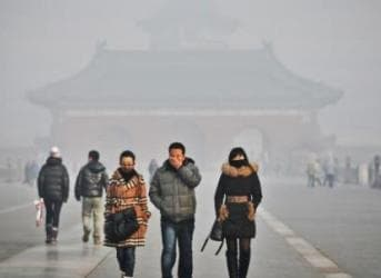 Diamonds From Smog? China Plans To Try It