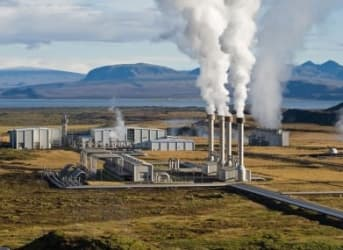 Geothermal Power Gathering Steam in U.S.
