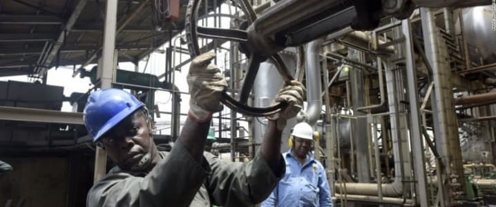 Africa's Largest Oil Producer Aims To Double Production