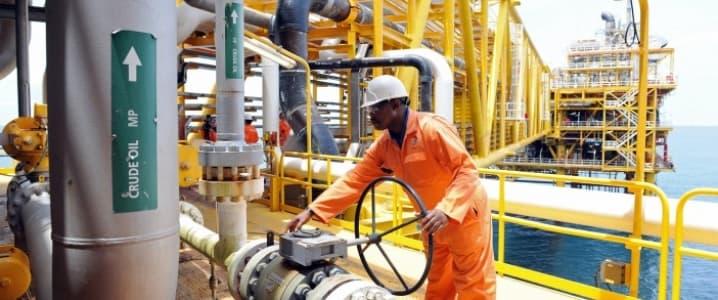 OPEC oil drilling
