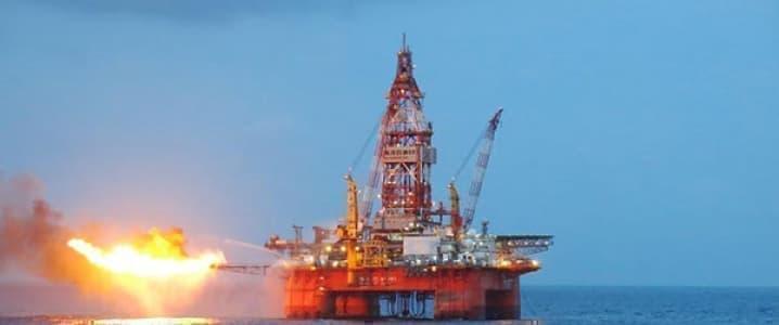 Deep sea gas