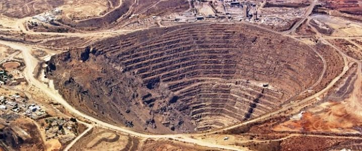 South Africa mine