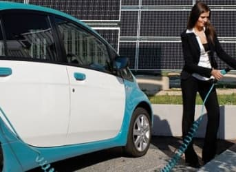 Despite Strong Gains, Electric Vehicles Still Far From Mainstream
