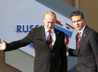 Post-Energy Reform, Mexico Signs First Oil Deal with Russia