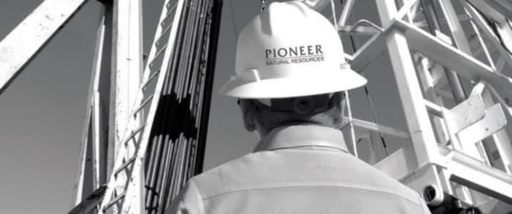 Pioneer drilling rig