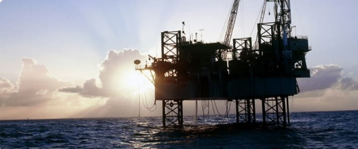 Offshore PBR rig