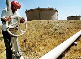 Kurdish Oil Pipeline Could Split Iraq