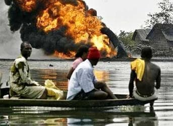 Politics, Gangs, and Big Oil Spell Disaster in the Niger Delta