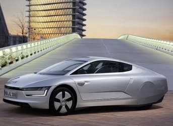 300mpg Diesel-Electric Hybrid Unveiled by Volkswagen