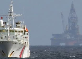 China Strengthening Claim To South China Sea Oil And Gas