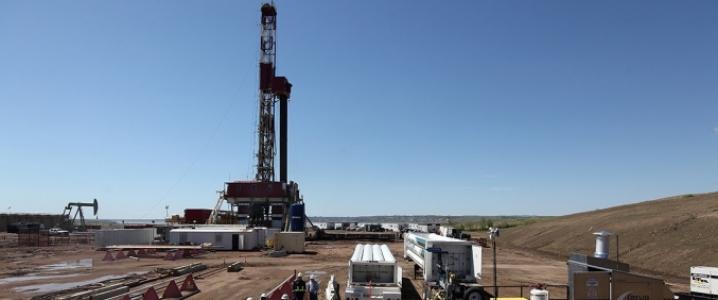 Statoil shale rig