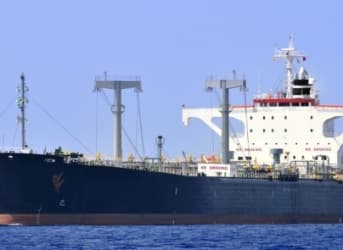 Kurdish Oil Tanker Beyond U.S. Jurisdiction
