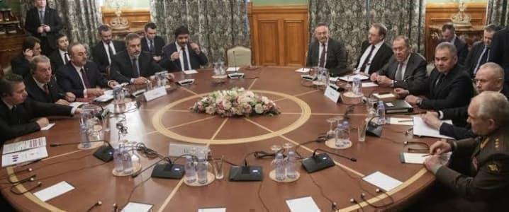 Round table Libya