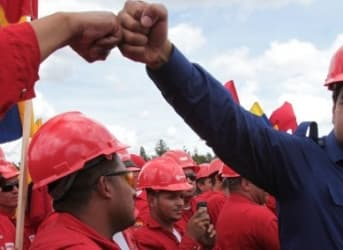 Venezuelan Government Losing Grip As Low Oil Prices Take Their Toll