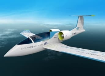 Airbus Thinks Big With Small Electric Plane
