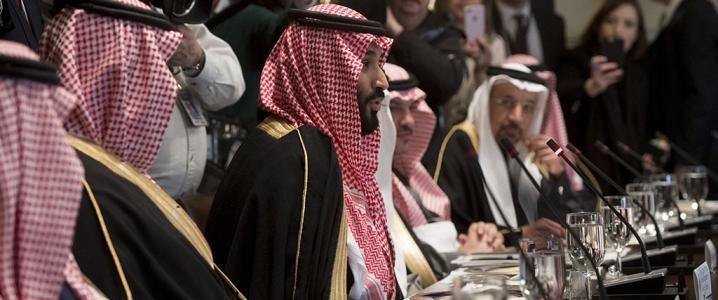 Saudi Diplomacy