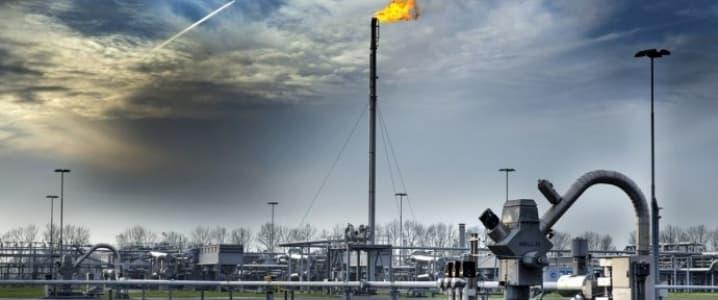 Gas field