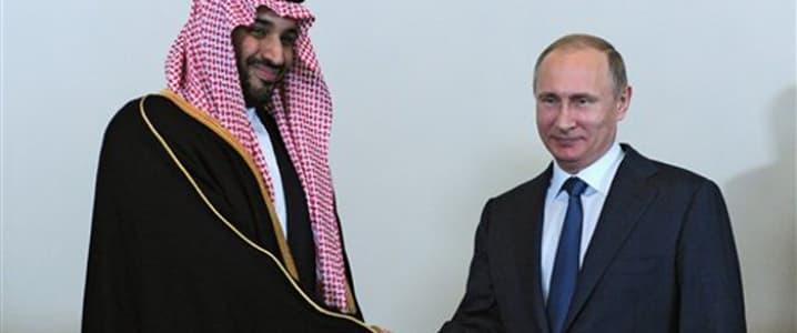 Russia - Saudi