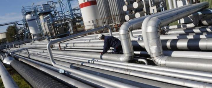 Nigeria crude
