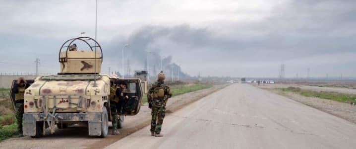 Kirkuk conflict