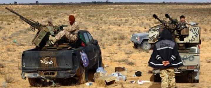 Libyan Militias