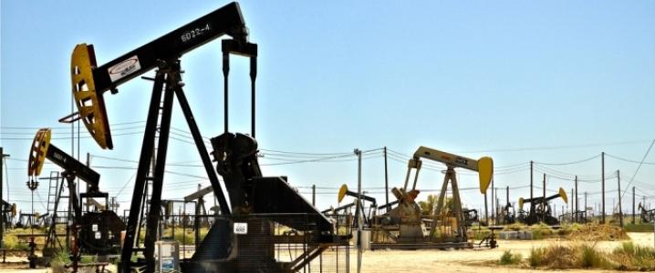 fracking operation