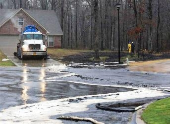 Exxon Oil Spill in Arkansas, Keystone Spoiler?