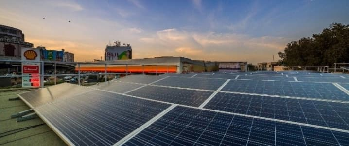 solar park shell