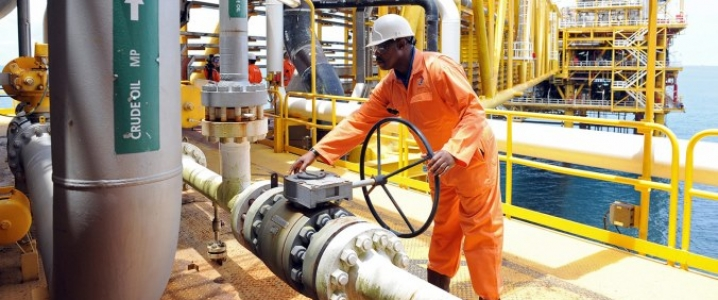 Offshore Nigeria