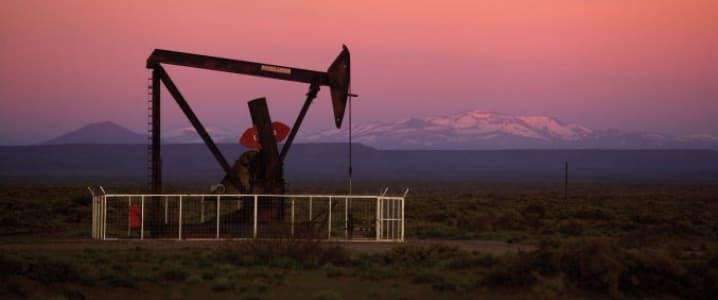 Oklahoma oil rig