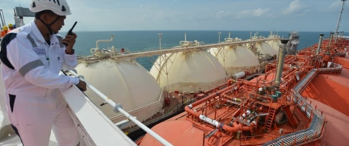 The LNG Shipping Market Is Set For A Bull Run | OilPrice com