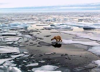 Will a Melting Arctic Help Postpone Peak Oil?