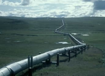 Ukraine and Russia Gamble over Europe's Gas Supply