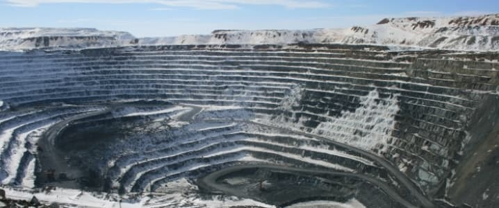Kazakh Mine