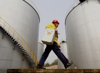 China Keeps Oil Prices From Falling As It Fills Its Strategic Reserves