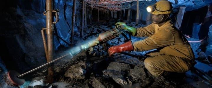 Platinum drilling