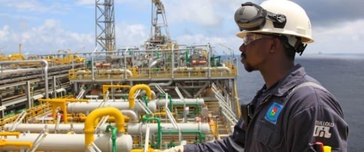 offshore rig Ghana