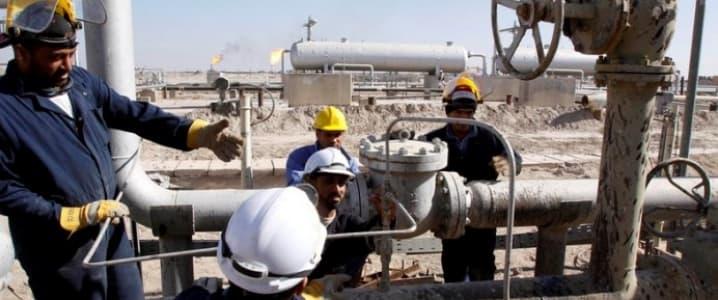 Iraq oil production