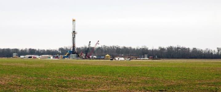 Haynesville shale