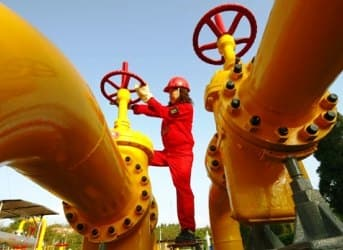 China Turns to Natural Gas to Fuel their Economic Growth