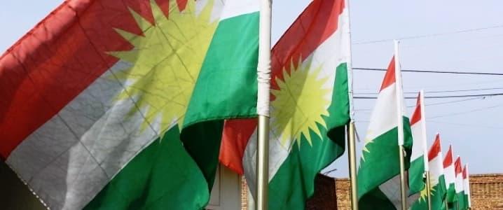 Kurdish Flag