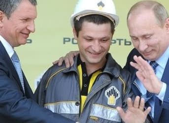 Rosneft Doubling Down To Survive Oil Price Storm