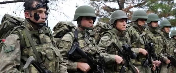 Kurdish Military